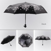 Load image into Gallery viewer, Cherry Blossom Umbrella anti-uv Sun Parasol - TuneUpTrends.com