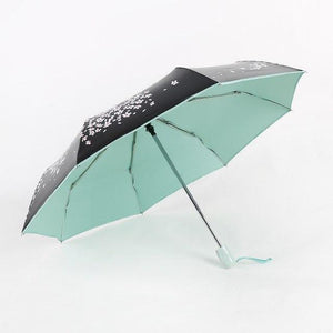 Cherry Blossom Umbrella anti-uv Sun Parasol - TuneUpTrends.com
