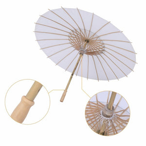Paper Decorative Parasol Umbrella for Wedding Women - TuneUpTrends.com