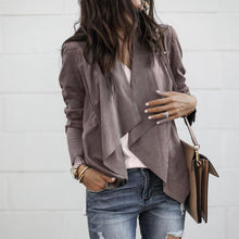 Load image into Gallery viewer, Women Long Sleeve Work Office Coat - TuneUpTrends.com