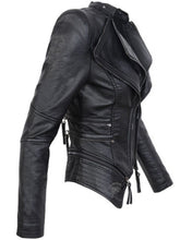 Load image into Gallery viewer, Gothic Faux Leather PU Jacket - TuneUpTrends.com