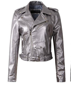Ly Varey Lin Women Faux Soft Leather Jacket - TuneUpTrends.com
