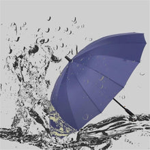 Load image into Gallery viewer, Wind Resistant Folding Automatic Open Button Parasol Umbrella - TuneUpTrends.com