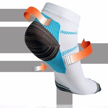 Load image into Gallery viewer, High Quality Foot Compression Socks For Plantar - TuneUpTrends.com