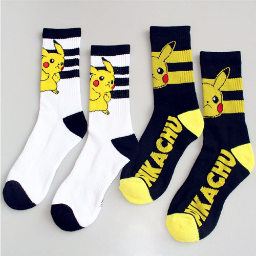 New Arrival Japanese Cute Cartoon Pokemon Compression Socks - TuneUpTrends.com