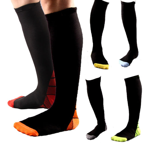 Compression Socks for Men&Women Best Graduated Athletic Fit - TuneUpTrends.com