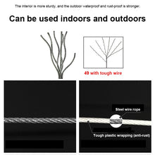 Load image into Gallery viewer, Telescopic Stainless String Invisible Clothesline - TuneUpTrends.com