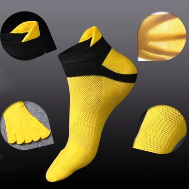 Pure Cotton Breathable Ankle Sport Compression Socks