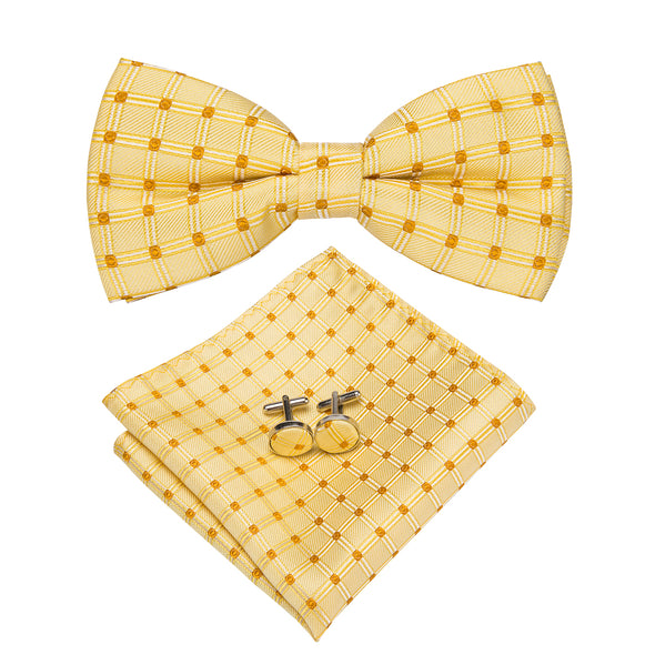 Scheckle Bow Tie Set