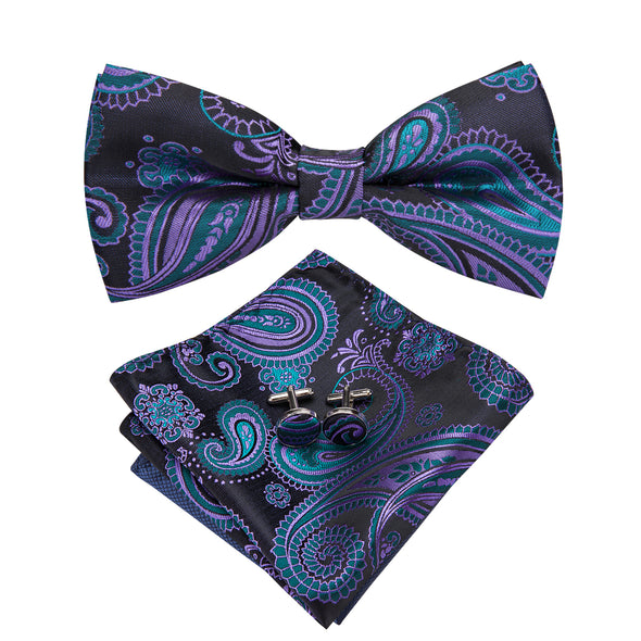 Mulberry Bow Tie Set