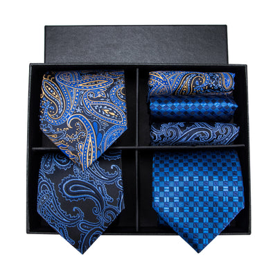 Blue Lover's Gift Box
