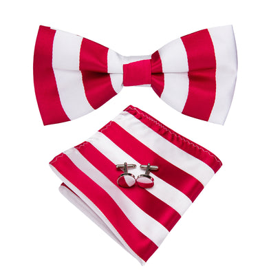 North Pole Bow Tie Set