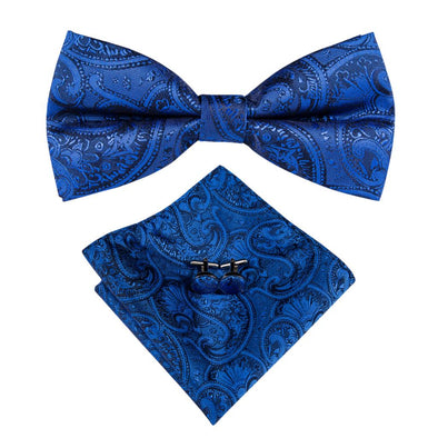 Blues Brothers' Bow Tie Set