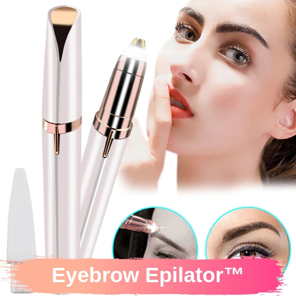Eyebrow Epilator™ epilation douce