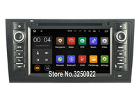 Android 7.1 Car Dvd Navi Player FOR AUDI A6 S6 RS6 1997-2004 audio multimedia auto stereo support DVR WIFI DAB OBD all in one
