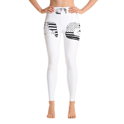American Salute Yoga Leggings