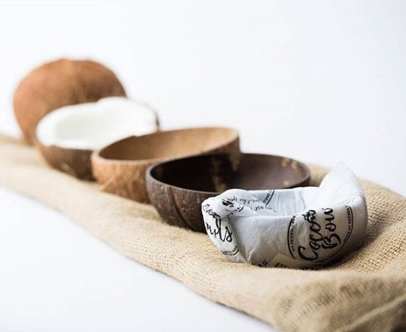 How Coconut Bowls are helping to save the world!