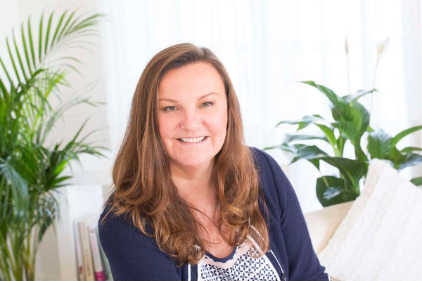 Alison Rentoul Founder and CEO of Aquamarine Home