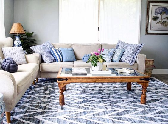 Sugarcane Trading Co Ethical Rug