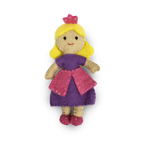 Felt Princess Playset