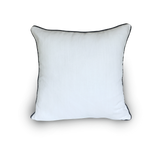 Embroidered Shell Scatter Cushion