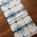 100% Linen Shibori Table Runners