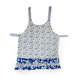 Kids Blue Apron and Matching Bag