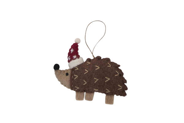 Australian Animals Felt Christmas Decorations
