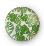 Green Palm Platters