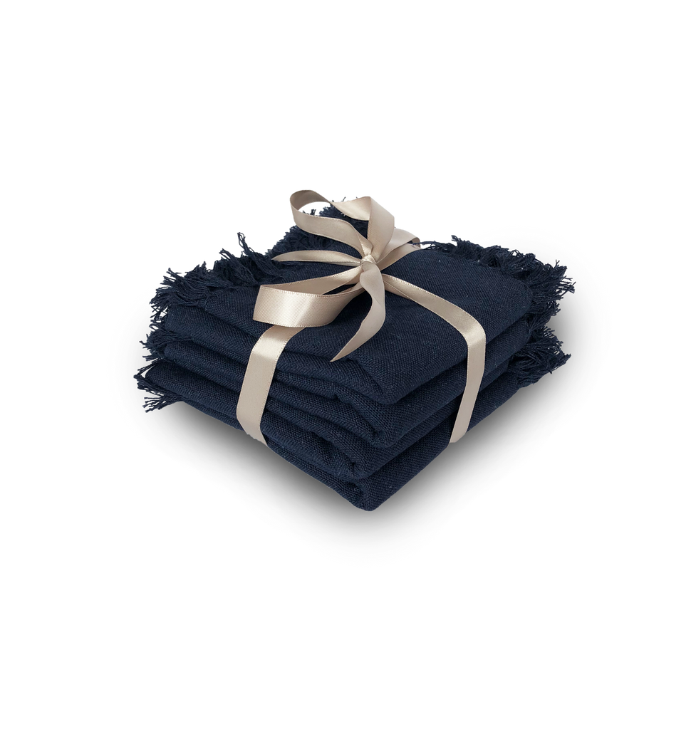 Indigo Napkins Set of 4