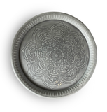 Cloud Metal Enamel Platters