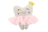Felt Ballerina Toothfairy Pillow