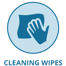Cleaning Wipes and Cloths
