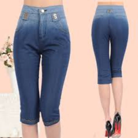 36 X Ladies Fashion Jeans, shorts and long Jeans