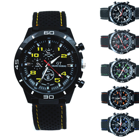 36 X GT Touring Super Car Sports Watch