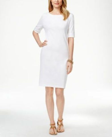 Karen Scott T-Shirt Dress #298 size M