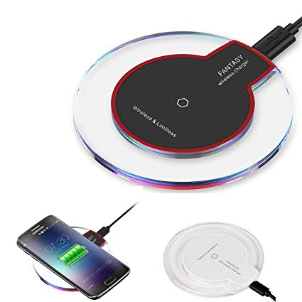 40 X Wireless charging pad and adapter
