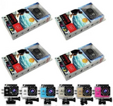 12 X Sports Camera Underwater 30M,1080P HD Action Camera 30M Waterproof