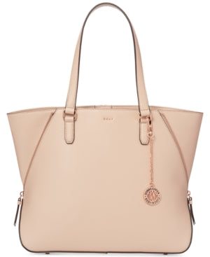DKNY Bryant Top-Zip Large Tote Quartz