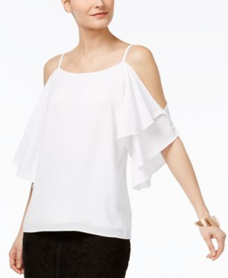 Thalia Sodi Off-The-Shoulder Top #510 size XS