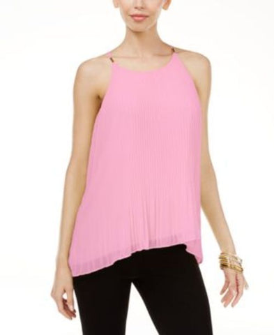 Thalia Sodi Pleated Top #512 size XL