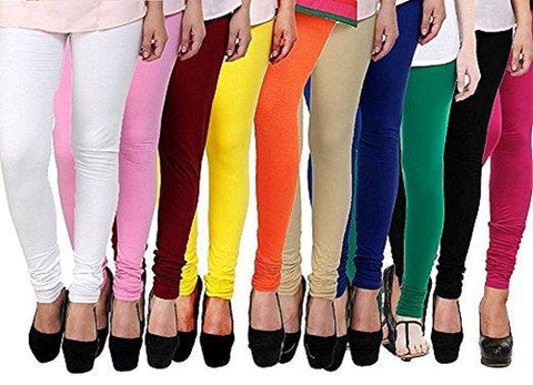 60 X Ladies' Colorful Assorted Leggings