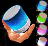 30 X Led Portable Flashing Bluetooth Speakers