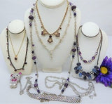 150 X Fashion Ladies Necklaces Assorted Styles