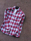 20 X Ladies Plaid Shirt in Assorted Size