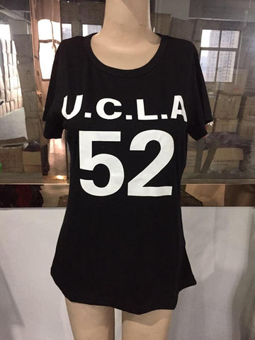 50 X Ladies Fashion T-Shirt Assorted Styles