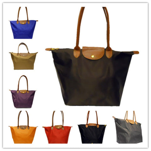60 X Quad-Folding Purse Tote Handbags