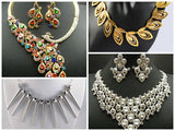 70 Sets of Necklace and Earrings. 140 Units Total