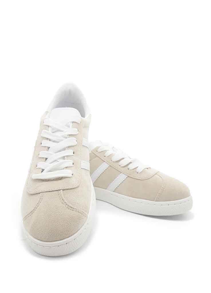Γυναικεία Sneakers Casual Beige