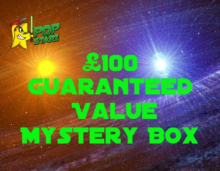 £100 Guaranteed Value Mystery Box